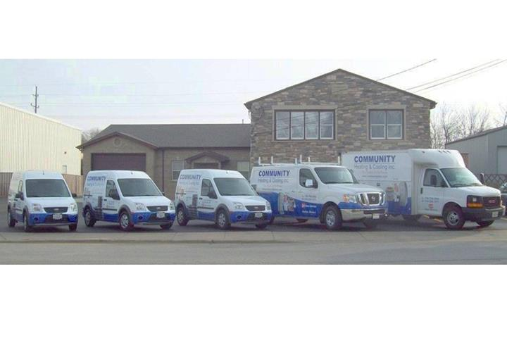 Community Heating & Cooling, Inc. - Heating Contractor - Steger, IL - Thumb 4