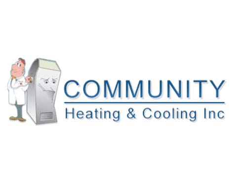 Community Heating & Cooling, Inc. - Heating Contractor - Steger, IL - Logo